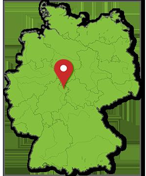 Wanderwege Deutschland Karte.Werra Burgen Steig Hessen Werra Burgen Steig Hessen